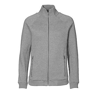 ID Womens/Ladies Regular Fit Full Zip Fleece Jacket