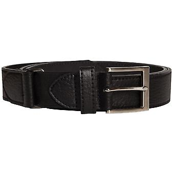 Duke Mens D555 Matthew Kingsize Xtenda Leather Belt