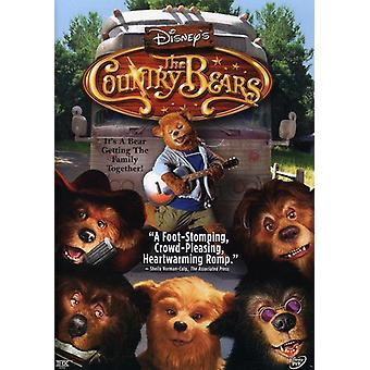 Country Bears [DVD] USA import