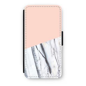 iPhone 8 Plus Flip Case - A touch of peach