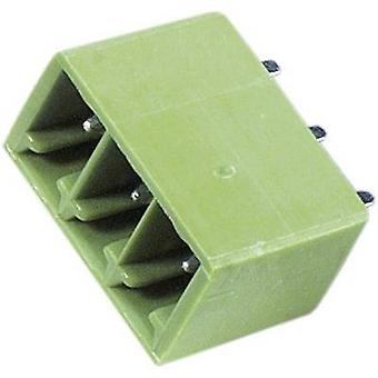 Pin enclosure - PCB STL(Z)1550 Total number of pins 5 PTR 51550055125F Contact spacing: 3.81 mm 1 pc(s)