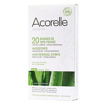 Acorelle Cera Fria Band-Body (Hygiene and health , Hair removal , Hair decolorizing)