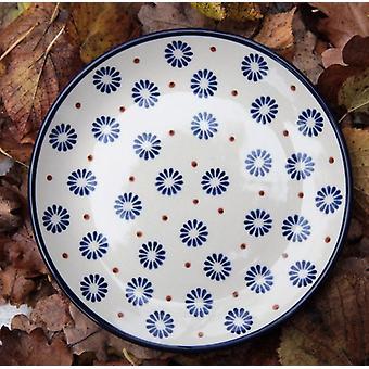 Prato de sobremesa / bolo placa, ø 20 cm, tradição 39 - polska cerâmica - BSN 2696