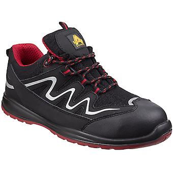 Centek Mens FS312 Extra Light Water Resistant Lace Up Safety Trainers