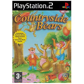 Landschaft-Bären (PS2)