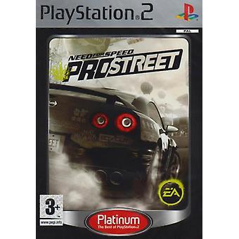 Bedarf an Speed Prostreet Platinum (PS2)