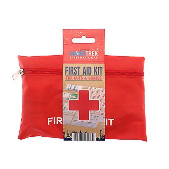 Globetrek First Aid Kit For Cuts and Grazes