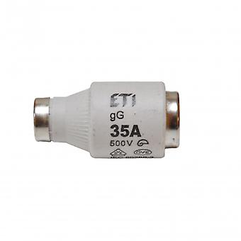 KHS Fused plug 35A 5-pack DIII 500