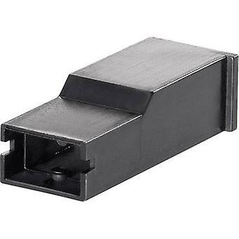 Manga del aislamiento negro TE conectividad 154719 1 PC