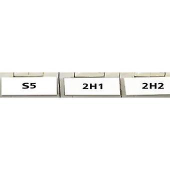 Cable identifier Helatag 5.1 x 16.5 mm Label colour: White HellermannTyton 594-01101 TAG11LA4-1101-WH No. of labels: 100