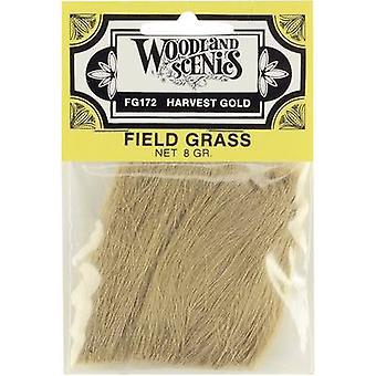 Gräsmark Woodland Scenics WFG172 skörd guld
