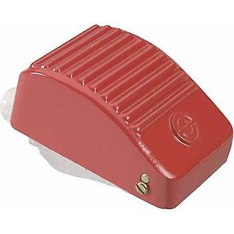 Schlegel KEF RD Foot switch 250 V AC 10 A 1-pedal 1 maker, 1 breaker IP65 1 pc(s)