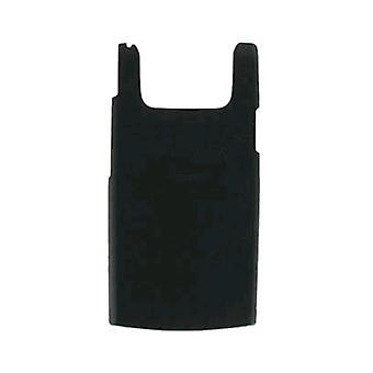 OEM Samsung Blackjack I607 estendido a tampa traseira do porta - preto