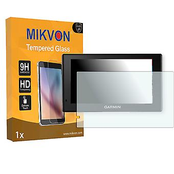 Garmin DriveAssist 50LMT-D Screen Protector - Mikvon flexible Tempered Glass 9H (Retail Package with accessories)