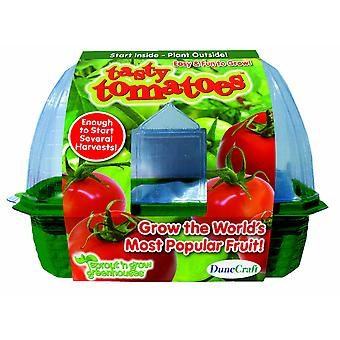 DuneCraft kiełkować 'n rosną pomidory szklarnie-