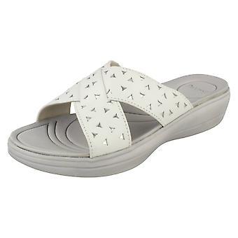 Ladies Padders Wide Fitting Sandals Clara