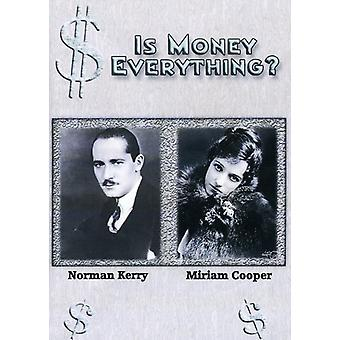 Is Money Everything? (1923) [DVD] USA import