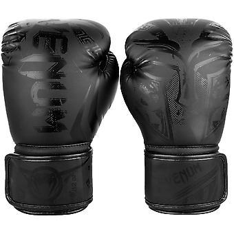 Venum Gladiator 3.0 Boxing Gloves Black/Black