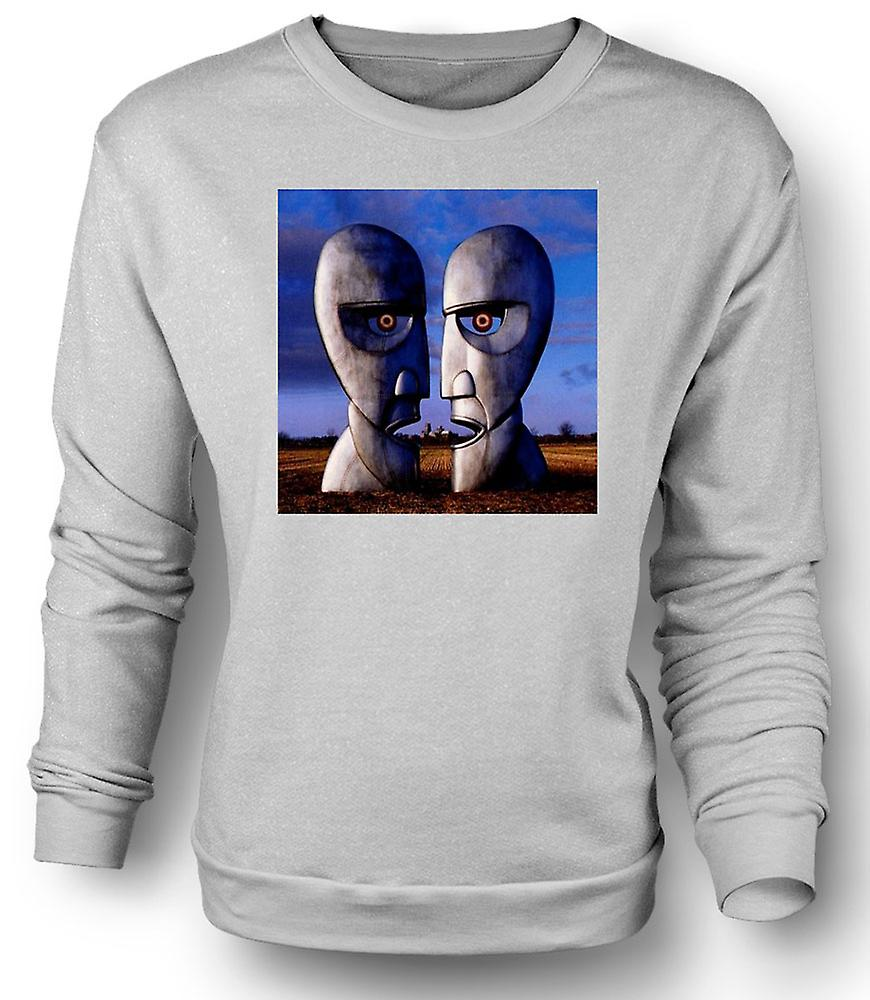 Mens Sweatshirt Pink Floyd - delikat lyden av torden