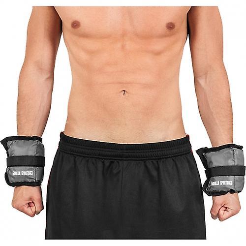 Bandes lest�es pour poignets ou chevilles  2kg(2x1)