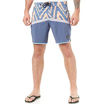 Quiksilver Silver Sconce Highline Techtonics - 18 Inch Boardshorts