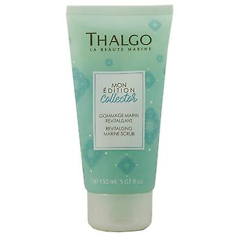 Thalgo revitalising marine scrub body peeling Mon Edition Collector 150 ml