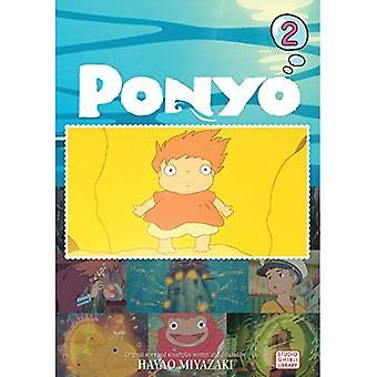 Ponyo on the Cliff Film Comc, vol 2 (Ponyo Film Comic)