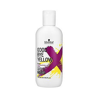 Schwarzkopf GoodBye Yellow szampon neutralizujący 300 ml
