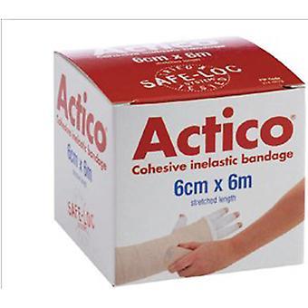 ACTICO BANDAGE COHÉSIF 6CMX6M 1