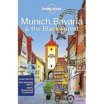 Lonely Planet Munich, Bavière & la forêt-noire (Guide de voyage)