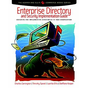 Elenco delle imprese e guida all'implementazione di sicurezza progettazione e implementazione di directory nell'organizzazione di Charles & Carrington