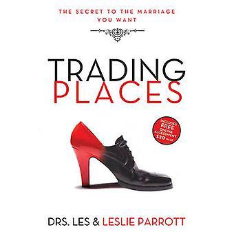 パロット ・ レとレスリーがほしい結婚の秘密の取引場所