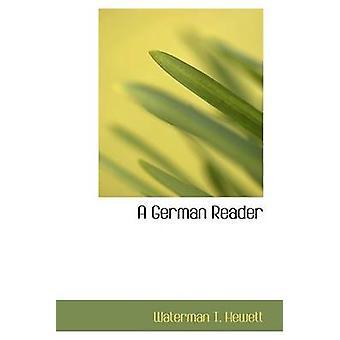 A German Reader by Hewett & Waterman T.