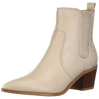 Franco Sarto Womens Sienne Leather Closed Toe Ankle Fashion Boots