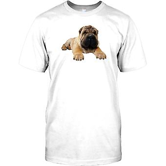 Bull Mastiff Cute Puppy Mens T Shirt