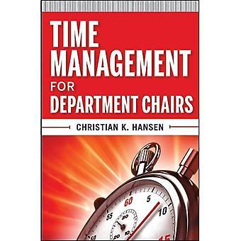 Gestion du temps pour les chaises de département