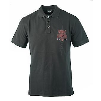 Just Cavalli S03GL0025 N21368 900 Polo Shirt