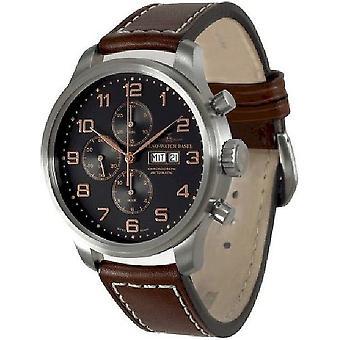 Zeno-watch mens watch OS retro Chrono 8557TVDD-f1