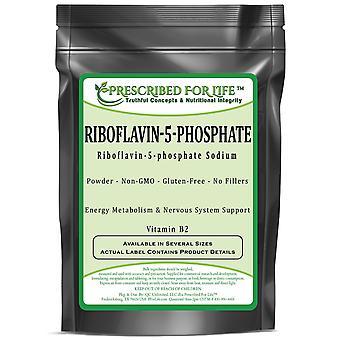 Riboflavine 5-fosfaat-Riboflavine 5-fosfaat natrium poeder