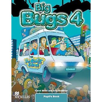 Big Bugs - Pupil's Book - Level 4 by Elisenda Papiol - 9781405061995 Bo