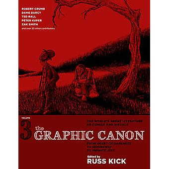 The Graphic Canon - Vol. 3 - From Heart of Darkness to Hemingway to In