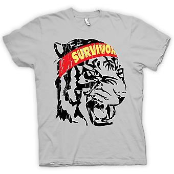 Dla dzieci T-shirt - Survivor - Eye Of The Tiger