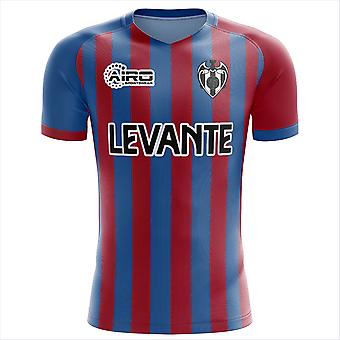 2019-2020 Levante Home Concept Football Shirt