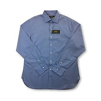 Ralph Lauren Polo slim fit shirt in blue