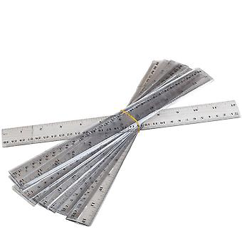 Plastic Ruler 30CM Pack Of 10