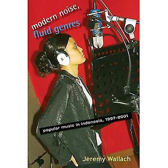 Moderna buller, flytande genrer: Populärmusik i Indonesien, 1997-2001