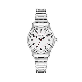 Caravelle New York Clock Donna Ref. 43M119